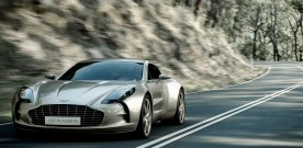 ASTON MARTIN REVEALS SPECTACULAR ONE-77 TECHNICAL SHOWCASE