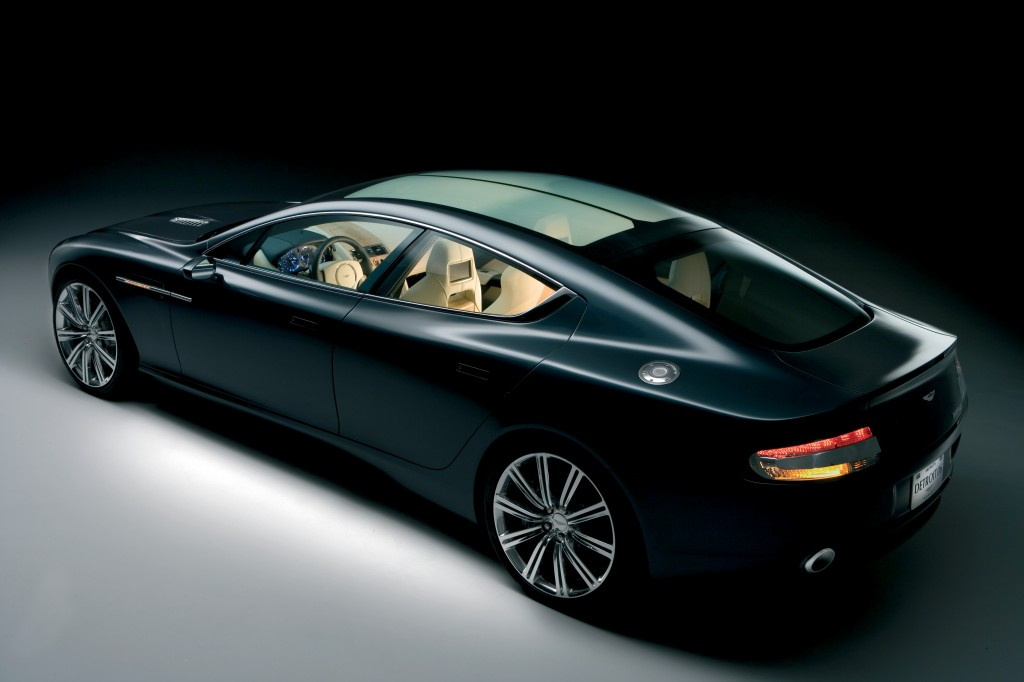 ASTON MARTIN RAPIDE: THE WORLD'S MOST ELEGANT