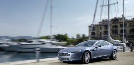 RAPIDE, PURE ASTON MARTIN. THE WORLD'S MOST ELEGANT FOUR-DOOR SPORTS CAR