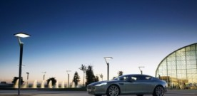 "ASTON MARTIN RAPIDE E' ""THE MOST BEAUTIFUL SUPERCAR OF THE YEAR"" AL FESTIVAL AUTOMOBILE INTERNATIONAL, PARIS"