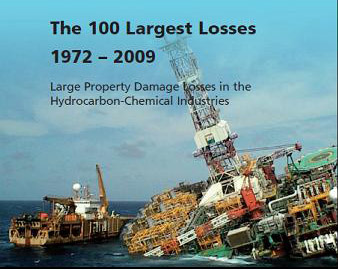 Marsh Report 100 Largest Losses  1972-2009 cover
