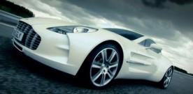 ASTON MARTIN ONE-77: LA PIU' POTENTE AUTO STRADALE CON MOTORE ASPIRATO
