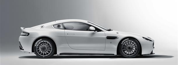 Aston Martin Vantage GT4 Revised