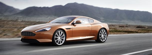 THE NEW ASTON MARTIN VIRAGE
