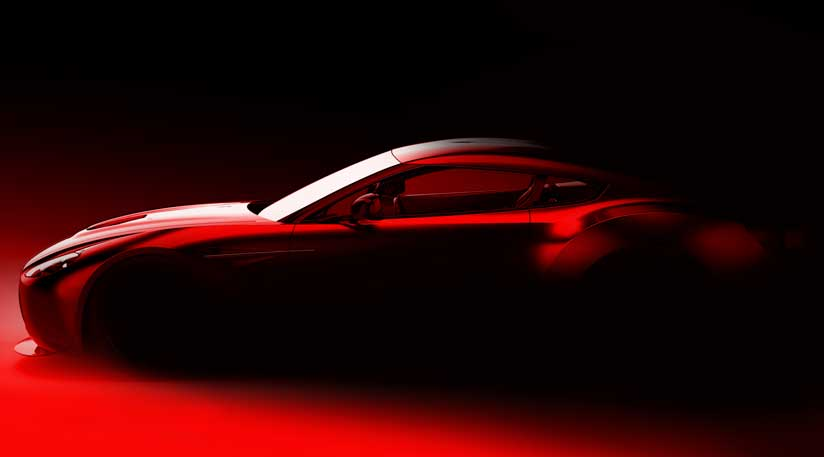 ASTON MARTIN ANNOUNCES NEW COLLABORATION WITH ZAGATO