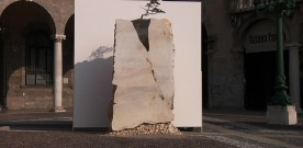 BERGAMO DEDICATES A MONUMENT TO THE WIND
