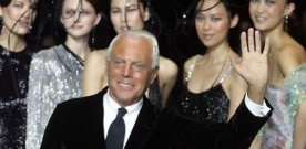 GIORGIO ARMANI IS THE MOST REPUTATED COMPANY IN ITALY