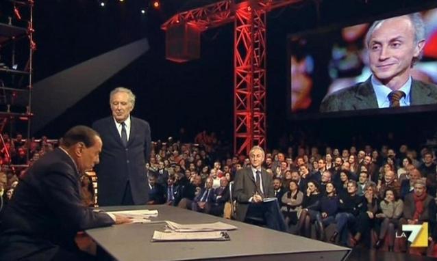 "AUDISOCIAL TV® (4-11 GEN.): ""SERVIZIO PUBBLICO""  BOOM SUI SOCIAL NETWORK"