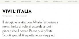 GROTTE DI CASTELLANA, ACCORDO CON ALITALIA