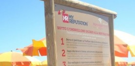 RIMINI, FREE WI-FI ON THE BEACH AND DECALOGUE FOR RESPECTFUL USE OF SOCIAL NETWORKS