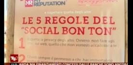 """RAI TG2 (4 AGOSTO): ESTATE, A RIMINI IN SPIAGGIA COL WI-FI E IL """"SOCIAL BON TON"""""""