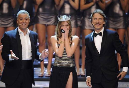 "AUDISOCIAL: ""MISS ITALIA"" (LA7) FA 15.700 TWEET E 12MILA ""LIKE"" SU FB"