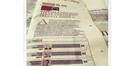 Repubblica – Affari & Finanza, MANAGERS ON THE WEB: MARCHIONNE AGAIN AT THE TOP