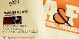 Repubblica – Affari & Finanza,  MANAGER NEL WEB: MARCHIONNE FA LA TRIPLETTA