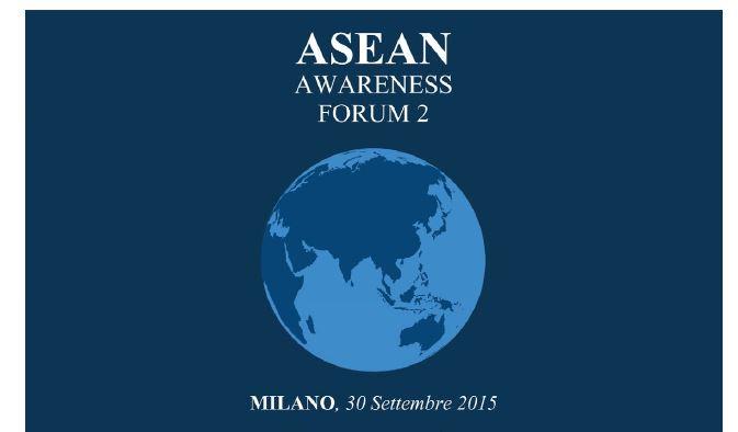A MILANO IL FORUM DEI PAESI DEL SUD-EST ASIATICO (ASEAN)