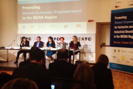 TO EMPOWER WOMEN TO SUPPORT MENA REGION DEVELOPMENT