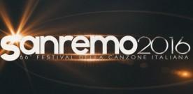 SANREMO 2016: PIACCIONO AI PUBBLICITARI I 20 BIG DEL FESTIVAL