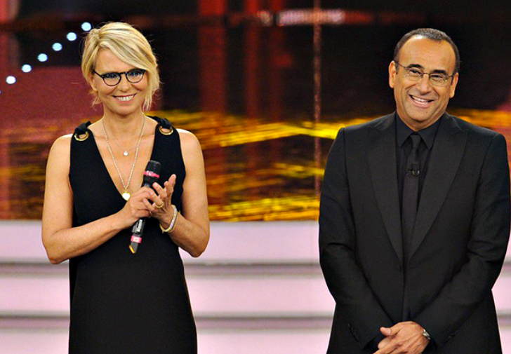 "SANREMO 2017, THE CREATIVE DIRECTOR: ""CONTI + DE FILIPPI TOGETHER HISTORICAL STEP FOR ITALIAN TV"""