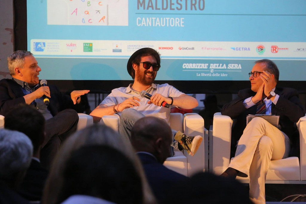 MCM SUPPORTS RCS MEDIAGROUP FOR CELEBRATING CORRIERE MEZZOGIORNO'S 20 ...