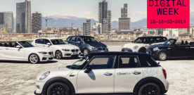 "AL VIA LA ""MILANO DIGITAL WEEK"": CON DRIVENOW PER SPERIMENTARE LA SMART MOBILITY"