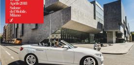 DESIGN WEEK 2018: CON DRIVENOW  SI PARCHEGGIA DENTRO LA FIERA