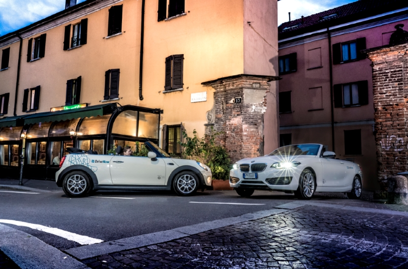 DRIVENOW (BMW GROUP) EXCEEDES 100,000 CUSTOMERS IN MILAN