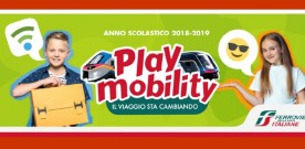 FS ITALIANE, PROJECT PLAY MOBILITY SCHOOL TO EDUCATE STUDENTS TO FAIRLY USE THE TRAIN