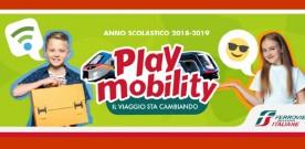 FS ITALIANE, PROGETTO SCUOLA PLAY MOBILITY PER EDUCARE STUDENTI A CORRETTO USO DEL TRENO