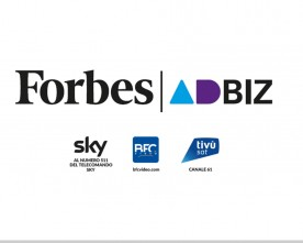TV: ON BFC/FORBES THE PROGRAM ON THE ADVERTISING BY ART DIRECTORS CLUB ITALY