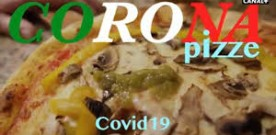 FRENCH SPOT 'PIZZA CORONA': ITALIAN AND INTERNATIONAL ADVERTISERS AGAINST CANAL+ TV