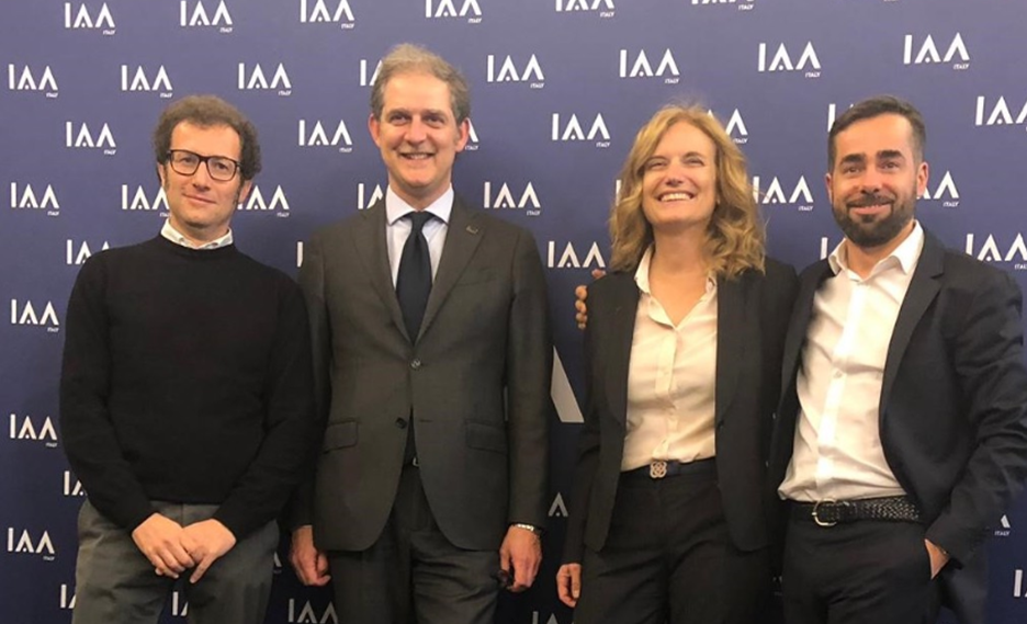 IAA INTERNATIONAL ADVERTISING ASSOCIATION ELEGGE IL CONSIGLIO DIRETTIV...