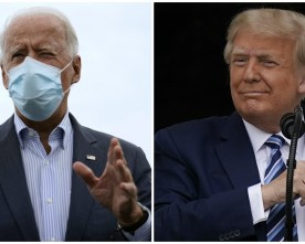 USA 2020, TRUMP-BIDEN:THE WINNER OF ZAPPING NIGHT WILL DEPEND FROM 'SPLIT SECOND' AND WOW-STRATEGY