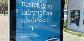 "'NDRANGHETA PER DOLCE… L'ADCI CONTRO PUBBLICITA' UNIVERSITA' BELGIO: ""DILEGGIA NOI, MA UMILIA I BELGI"""